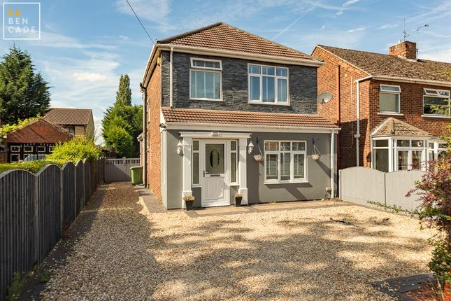 Thumbnail Detached house for sale in Scotter Road, Scunthorpe