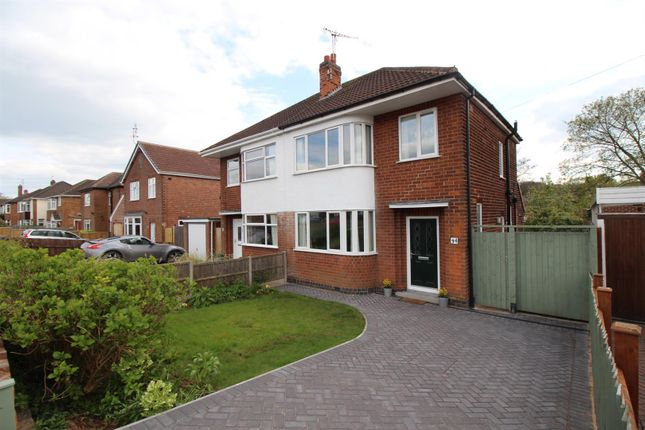 Thumbnail Property for sale in Malvern Avenue, Stapenhill, Burton-On-Trent