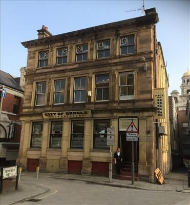 Thumbnail Retail premises to let in 5/7 Eberle Street, Liverpool L2, Liverpool,