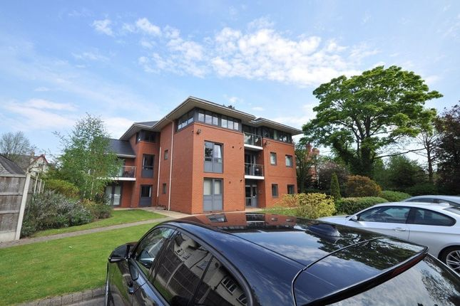 Thumbnail Flat for sale in Cavendish Road, Chester