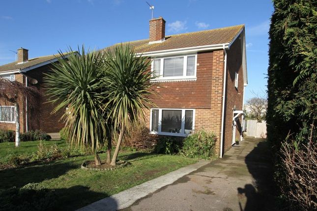 Thumbnail Semi-detached house for sale in Charles Road, Deal
