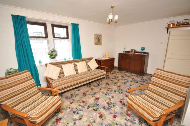 Sitting Room of 58 Wilson Street, Girvan KA26