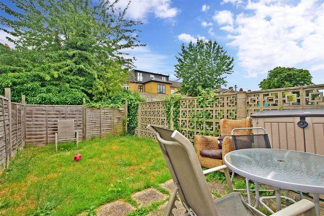 Rear Garden of De Vere Gardens, Ilford, Essex IG1