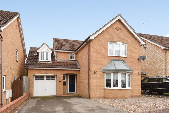 Thumbnail Detached house for sale in Larkin Gardens, Higham Ferrers