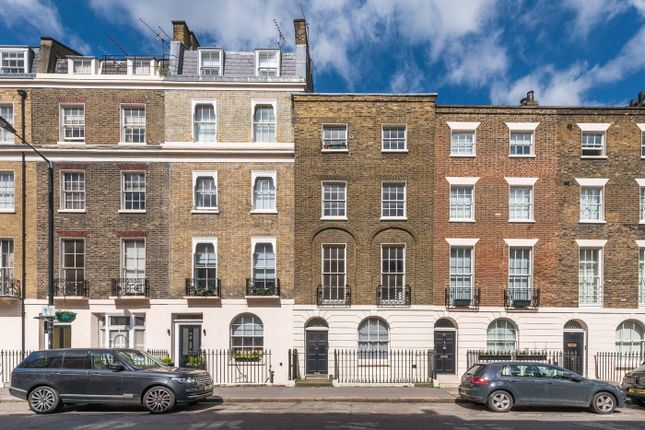 Thumbnail Property for sale in Ebury Street, London