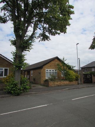 Thumbnail Bungalow to rent in Shakespeare Road, Kettering