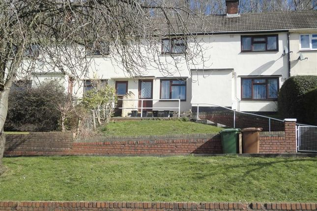Thumbnail Terraced house for sale in Graig View, Machen, Caerphilly