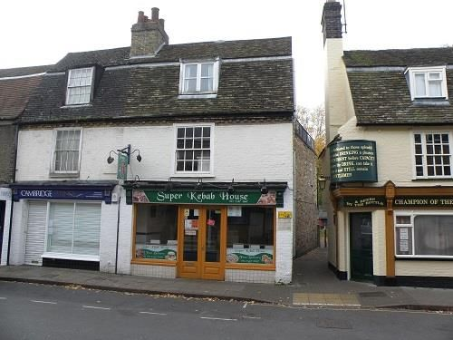Thumbnail Commercial property for sale in 70 King Street, Cambridge