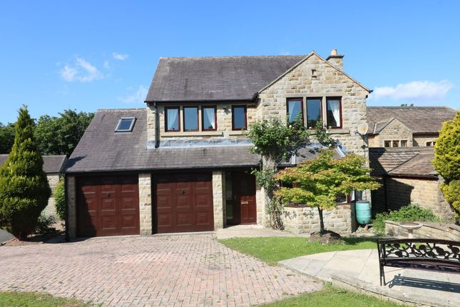 Thumbnail Detached house for sale in Woodland Drive, Brighouse