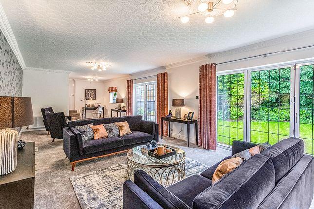 Thumbnail Detached house for sale in Lodge Lane, Singleton, Poulton-Le-Fylde, Lancashire