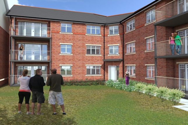 Thumbnail Flat for sale in Whittingham Place Whittingham Lane, Broughton, Preston