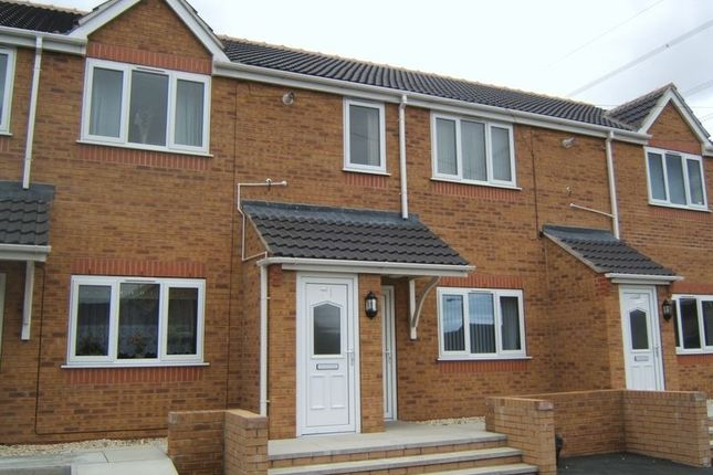 Thumbnail Flat to rent in Shakespeare Crescent, Castleford