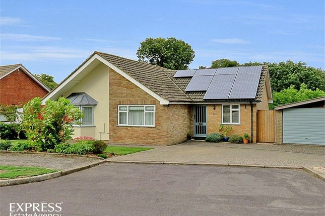 Thumbnail Detached bungalow for sale in Greenlands Road, Kingsclere, Newbury, Hampshire