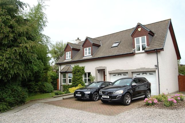 Thumbnail Detached house to rent in Newlands Crescent, Aberdeen