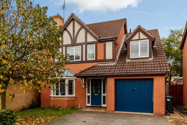 Thumbnail Detached house for sale in Falcon Drive, Huntingdon, Cambridgeshire