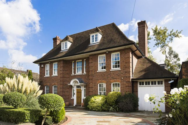 Thumbnail Detached house to rent in Holne Chase, Hampstead Garden Suburb