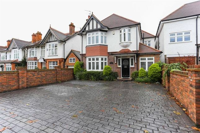 4 bed detached house for sale in Argyle Road, Near Cleveland Park, Ealing