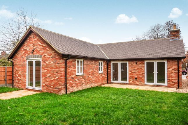 Thumbnail Detached bungalow for sale in High Street, Souldrop