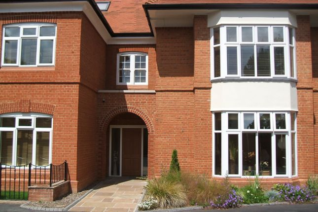 Thumbnail Flat to rent in Northdene Court, Egham Hill, Egham