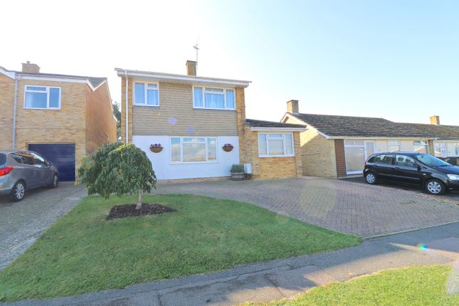 Thumbnail Detached house for sale in Anderida Road, Eastbourne