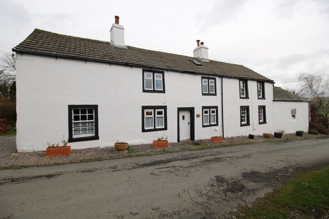 Thumbnail Detached house for sale in Ireby, Wigton, Cumbria