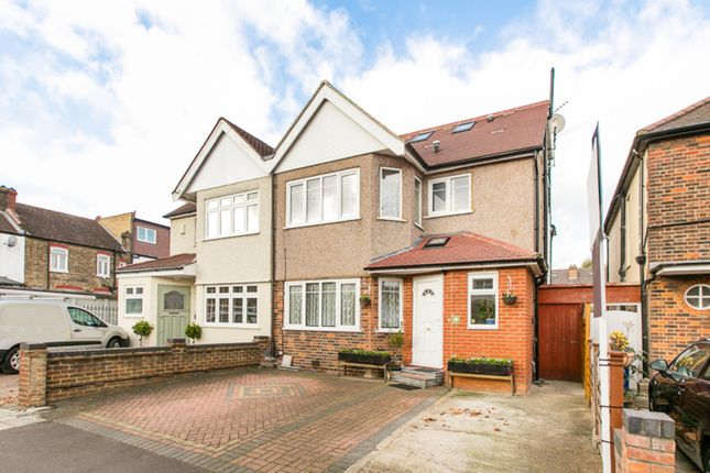 5 bed semi-detached house for sale in Garage Road, Queens Drive, London