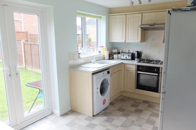 Dining Kitchen of Moorside Drive, Carlisle CA1