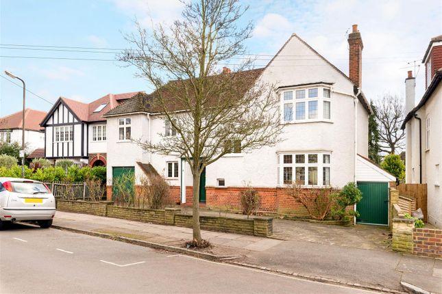 Thumbnail Detached house for sale in Devas Road, West Wimbledon