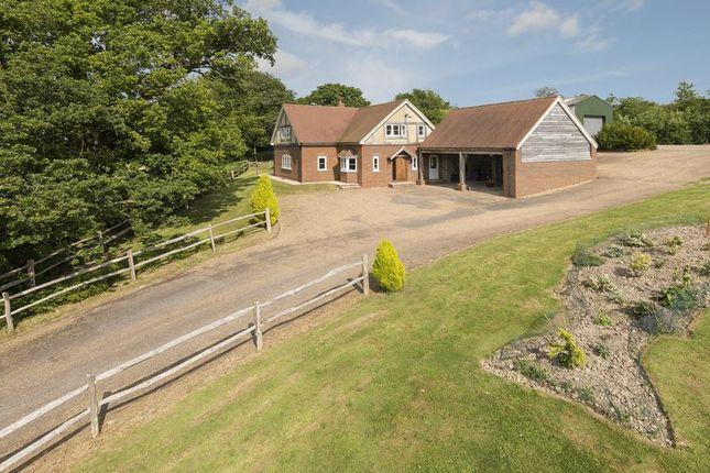 Thumbnail Detached house for sale in Hartfield Road, Cowden, Edenbridge