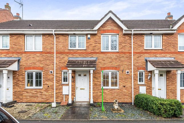 Thumbnail Terraced house for sale in Finchale Avenue, Priorslee, Telford