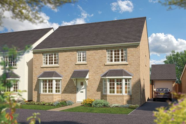 """Thumbnail Detached house for sale in """"The Winchester"""" at Townsend Road, Shrivenham, Swindon"""