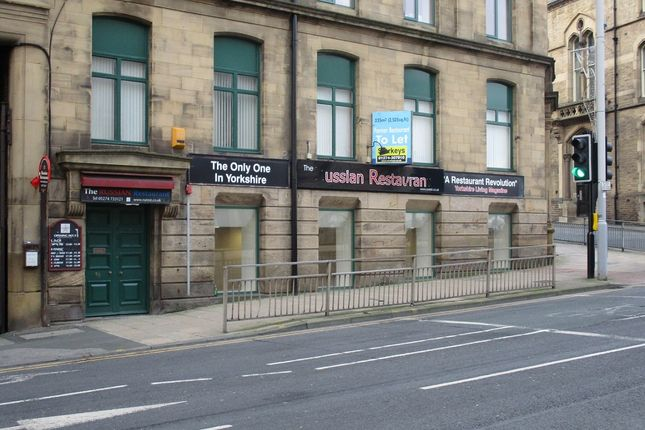 Thumbnail Restaurant/cafe to let in Manor Row, Bradford