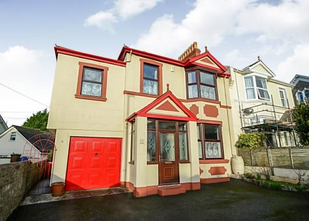 Thumbnail Semi-detached house for sale in Torquay, Devon, England