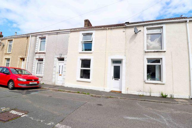 Thumbnail Terraced house for sale in Eynon Street, Swansea