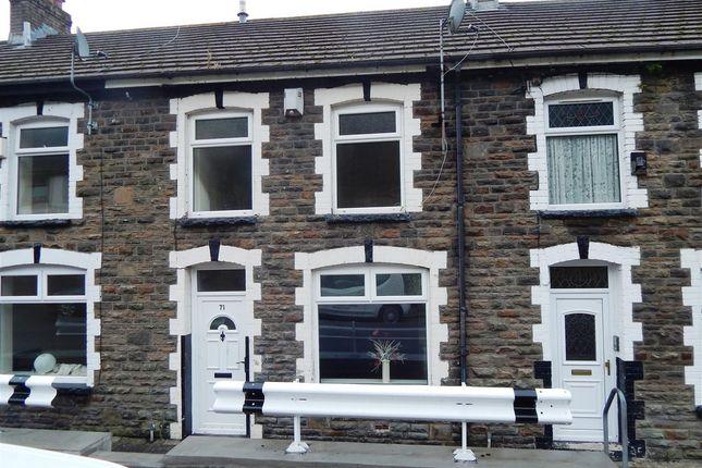 Thumbnail Terraced house to rent in Edward Street, Maerdy, Ferndale