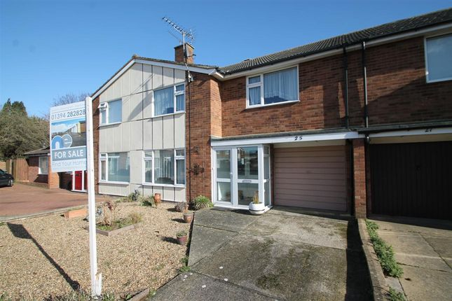 Thumbnail Property for sale in Wentworth Drive, Old Felixstowe, Felixstowe
