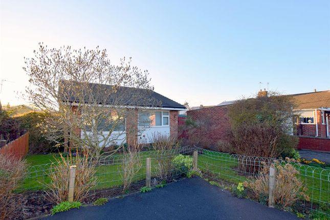 Thumbnail Bungalow for sale in Langley Drive, Norton, Malton