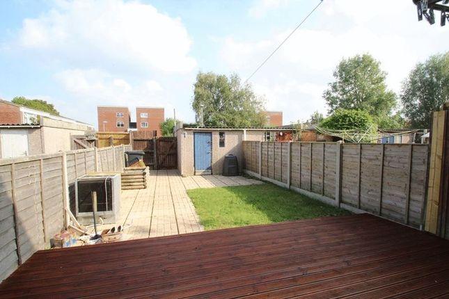 Thumbnail Terraced house to rent in Boldrewood, Liden, Swindon