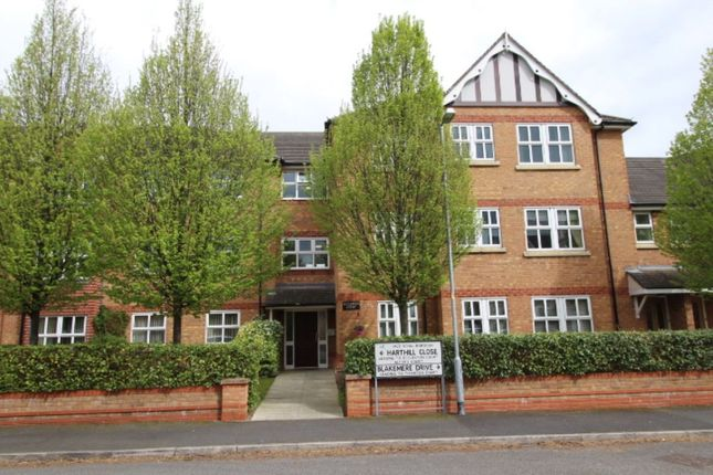 Thumbnail Flat to rent in Eccleston Court, Harthill Close, Northwich