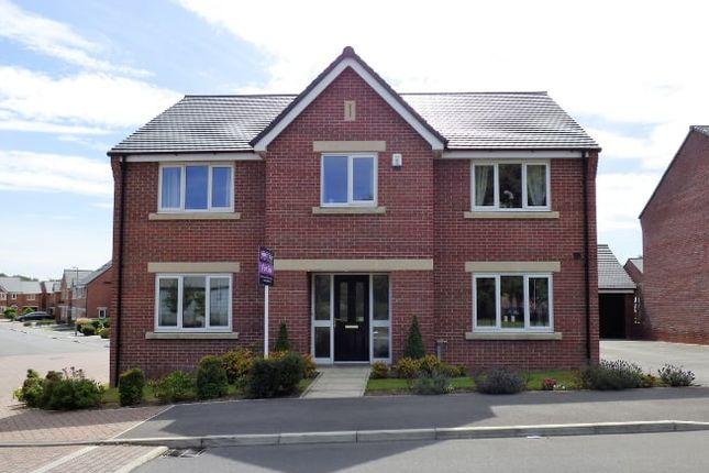 Thumbnail Detached house for sale in Ethel Jackson Road, Leeds