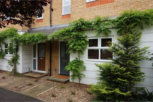 Thumbnail Terraced house to rent in Basevi Way, London