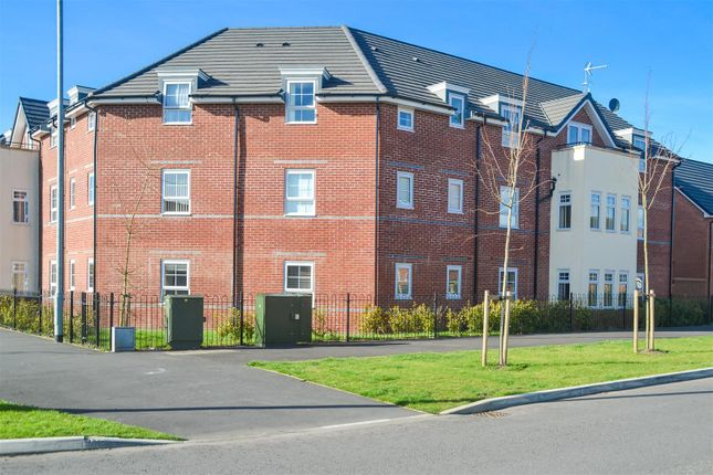 Thumbnail Flat for sale in Titan Court, Chorley