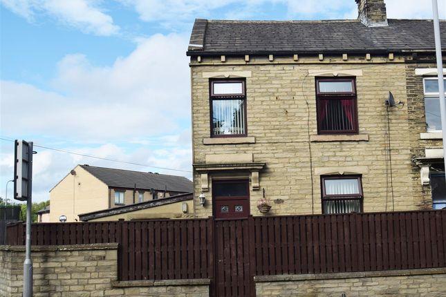 Thumbnail Terraced house to rent in Cleckheaton Road, Oakenshaw, Bradford