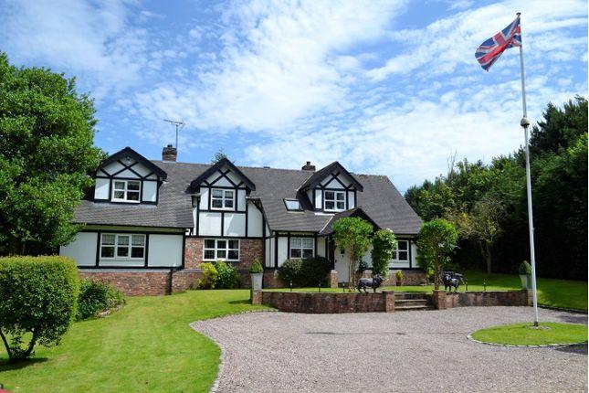 Thumbnail Detached house for sale in Havannah Lane, Eaton, Macclesfield