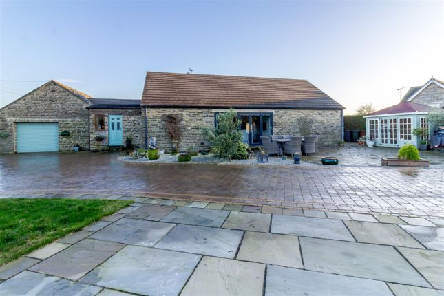 Thumbnail Detached bungalow for sale in The Croft, Smithy Hill, Thurgoland