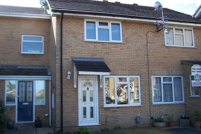 Thumbnail Terraced house to rent in Grasmere Close, Flitwick, Bedford
