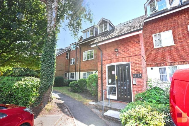 Thumbnail Flat to rent in Napier Court, Flamstead End, Cheshunt, Hertfordshire