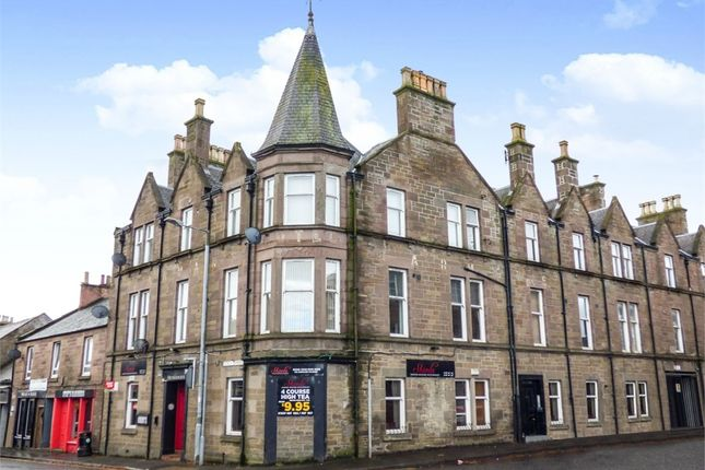 Thumbnail Flat for sale in Market Street, Forfar, Angus