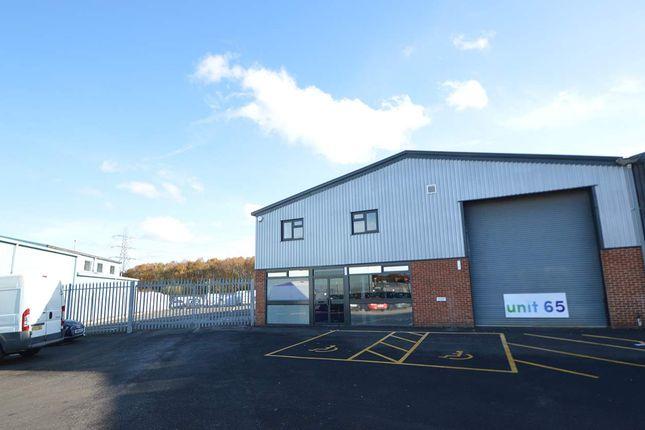 Warehouse To Let In Unit 65 Haviland Road Wimborne