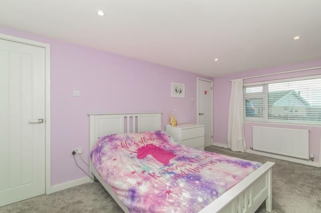 Bedroom 1 of The Downs, West Looe, Cornwall PL13